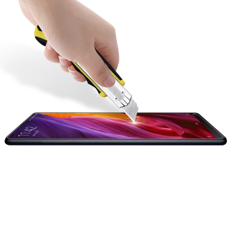 Image 4 - For Xiaomi Mi Mix 2S Glass Nillkin Amazing H+Pro 0.2MM Screen Protector Tempered Glass For Xiaomi Mi Mix 3 2 2S Mix2 Mix3-in Phone Screen Protectors from Cellphones & Telecommunications on