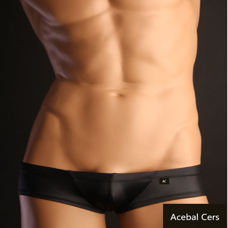 2017 TM Mens Underwear Boxers,sexy Gay Underwear Men Boxer Shorts Cueca Gay,cueca Sexy Hot MenHomens De Cuecas Free Delivery