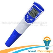 Buy online Digital Pen Tester pH EC TDS Salinity Temperature Water Quality 6-in-1 Meter
