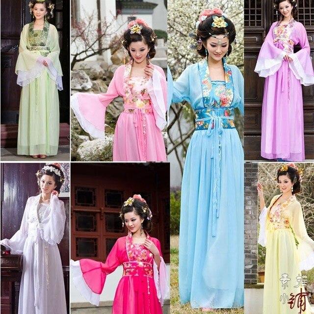 Little Dragon Costume Clothes Women S Skirt Long Design Tang Suit