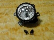 1Pcs Car Fog Light Front Bumper Fog Lamp With Bulb For Mitsubishi Pajero NS NT NW 2006-2014