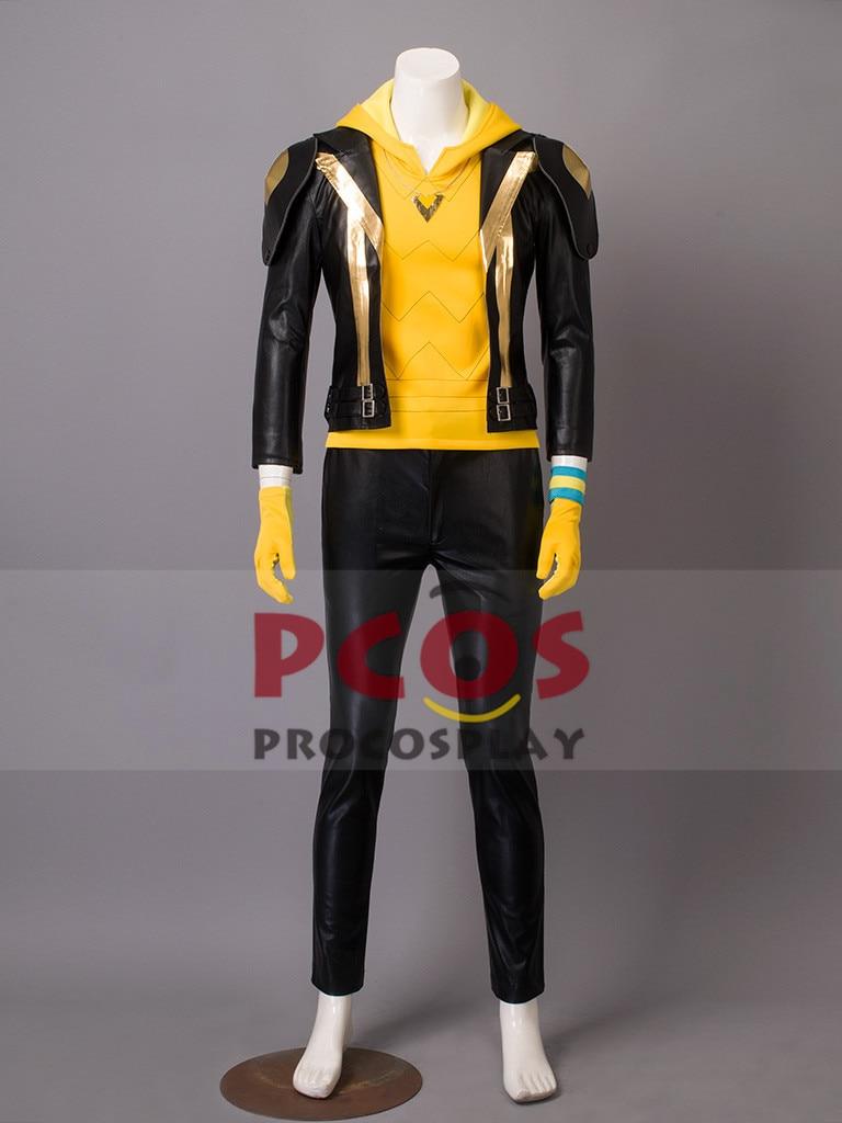 Pokemon Go Spark Cosplay Costume mp003514