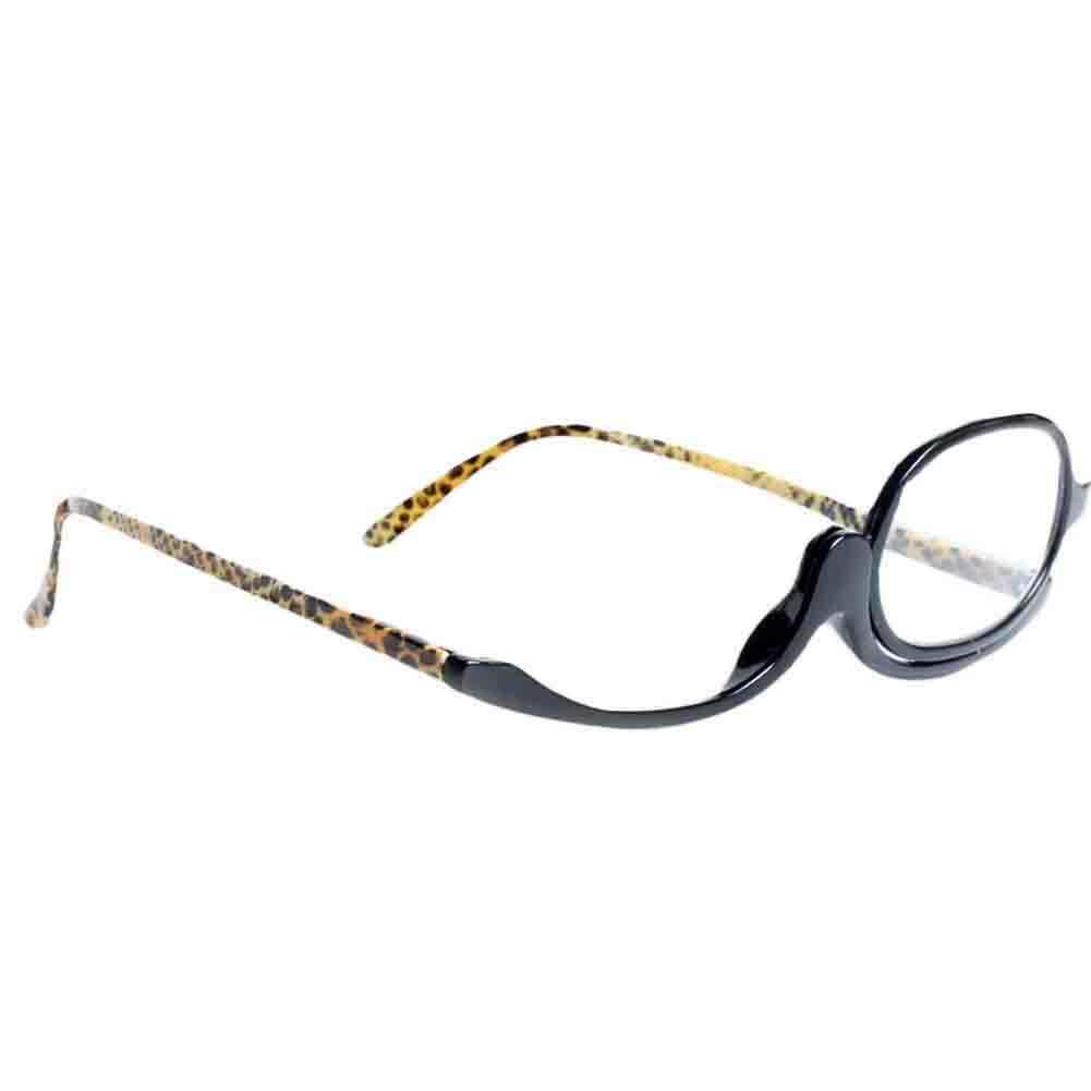 d3c5c60379b ... Brazil Hot Selling Fashion Women Cosmetic Glasses Making Up Reading  Glasses Makeup Glasses Rotatable Frame Ladies ...