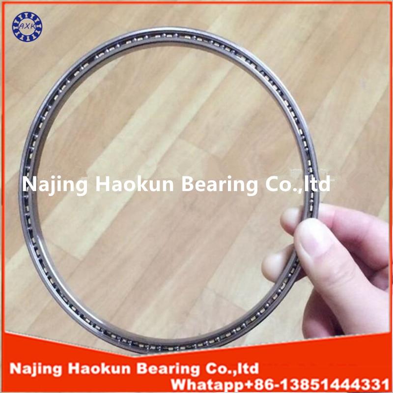 CSEB055/CSCB055/CSXB055 Thin Section Bearing (5.5x6.125x0.3125 inch)(139.7x155.575x7.9375 mm) NTN-KYB055/KRB055/KXB055 csec100 cscc100 csxc100 thin section bearing 10x10 75x0 375 inch 254x273 05x9 525 mm ntn kyc100 krc100 kxc100