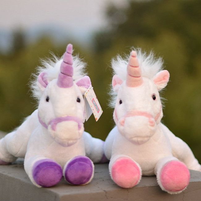 Real Life Plush Unicorn Doll Toys Children Birthday Gifts Toy Girls Present Super Soft Pony Dolls 2015 new hot high grade super realistic simulation tiger plush toys household decoration children s pillow a birthday present