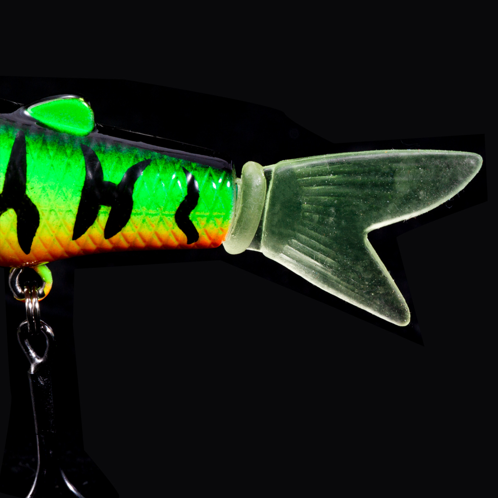 Isca de Pesca Balik Minnow 100 Milímetros 25