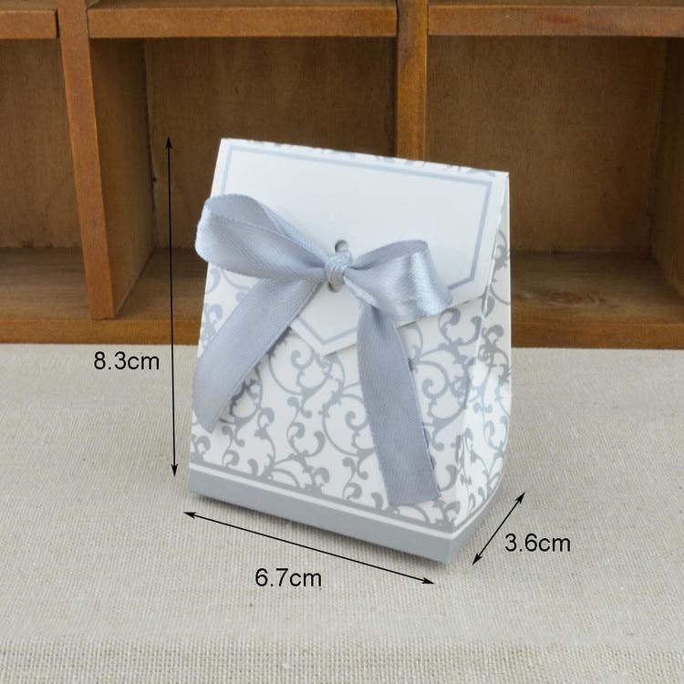 5pcs Weihnachten Geschenke Beutel Taschen Kordelzug Schmuckschachteln Candy