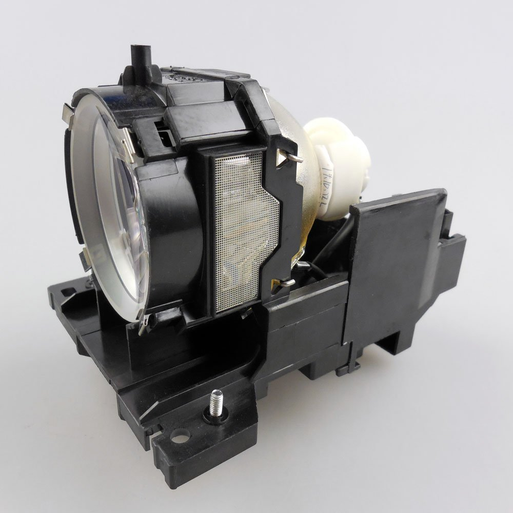 DT00771 Replacement Projector Lamp with Housing for HITACHI CP-X505 / CP-X600 / CP-X605 / CP-X608 dt00771 replacement projector bare lamp for hitachi cp x505 cp x600 cp x605 cp x608