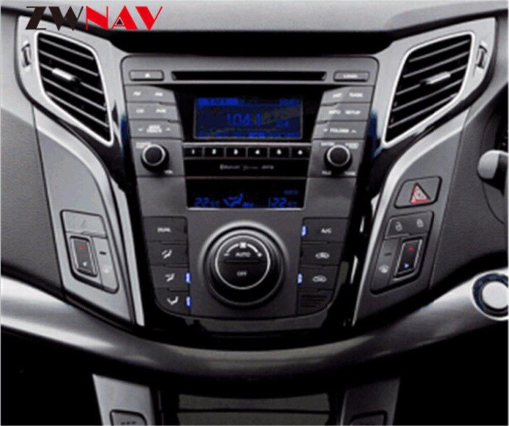 Radio Car Dvd-Player Gps-Navigation Hyundai I40 Android Free-Map Octa-Core 2 32G 4G