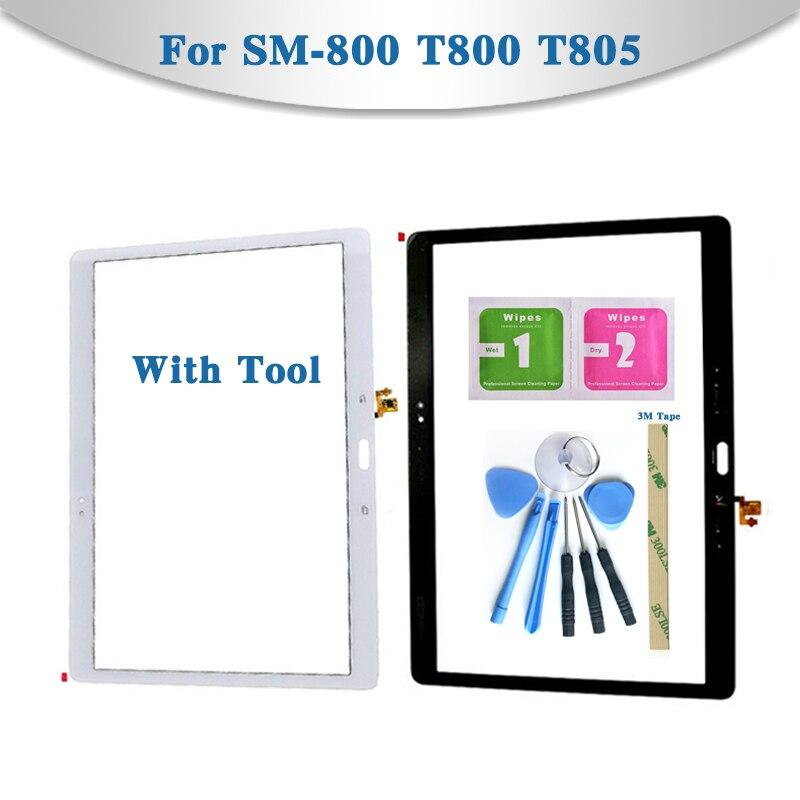 10.5 Per Samsung Galaxy Tab 10.5 S LTE SM-800 T800 T805 Tablet Touch Screen Digitizer Sensore Anteriore In Vetro Esterno lente Pannello10.5 Per Samsung Galaxy Tab 10.5 S LTE SM-800 T800 T805 Tablet Touch Screen Digitizer Sensore Anteriore In Vetro Esterno lente Pannello
