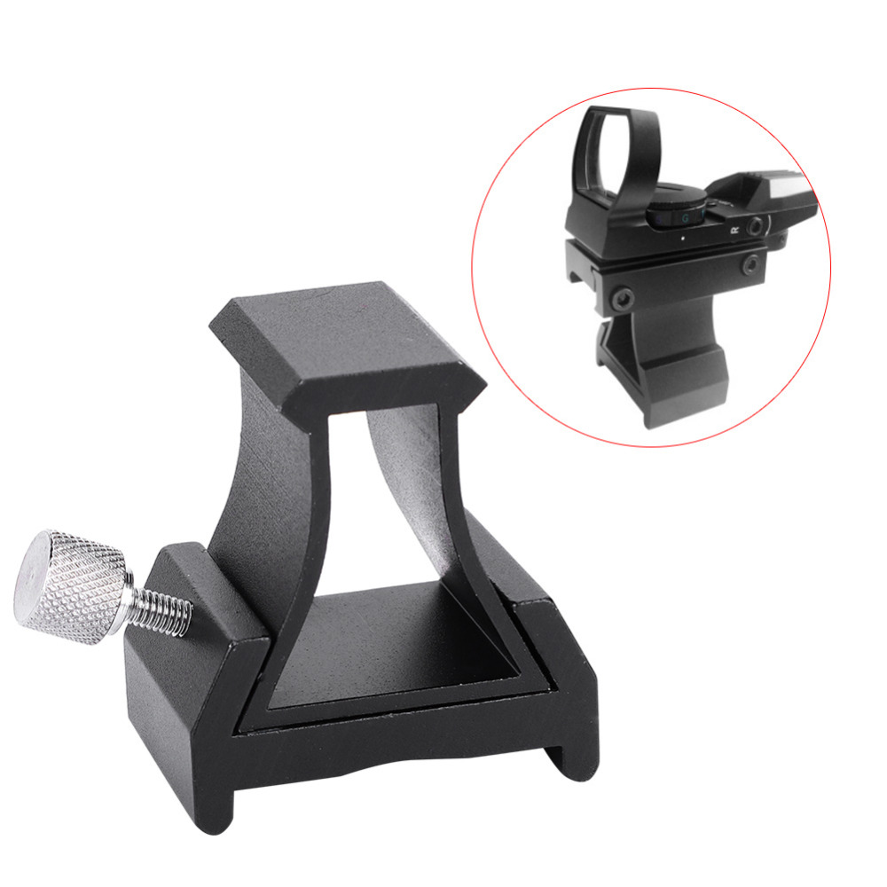 Universal Dovetail Base for Finder Scope,Finderscope Mount Dovetail Slot Plate Groove for Celestron Telescope Dovetail Accessories