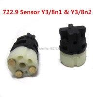 2Pcs Set High Quality For Mercedes For Benz 7G Auto Transmission 722 9 Sensor Y3 8n1
