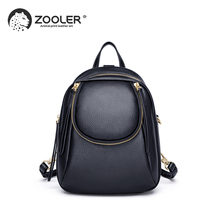 backpack elegant leather travel