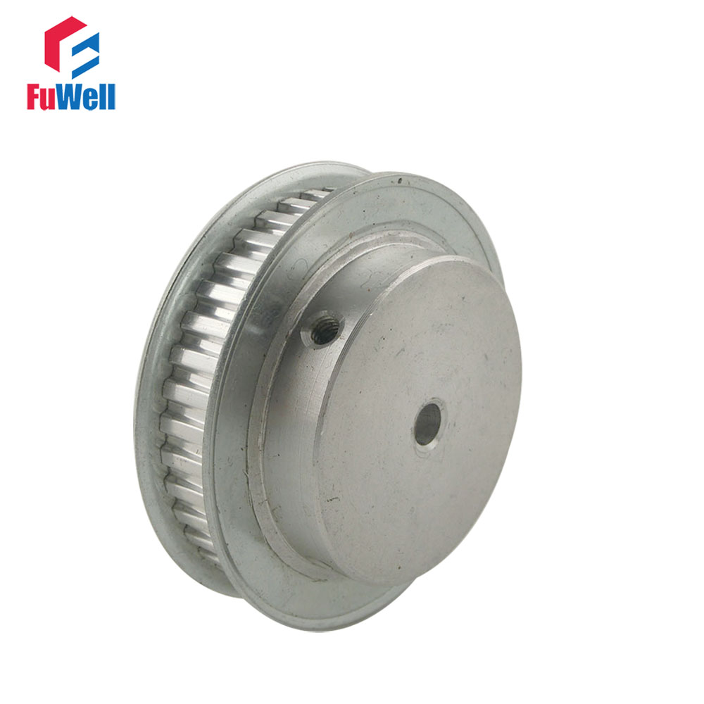 XL Type 40T Timing Pulley 6/6.35/8/10/12/12.7/14/15/16/17/20mm Inner Bore 5.08mm Pitch 11mm Belt Width Timing Belt Pulley все цены