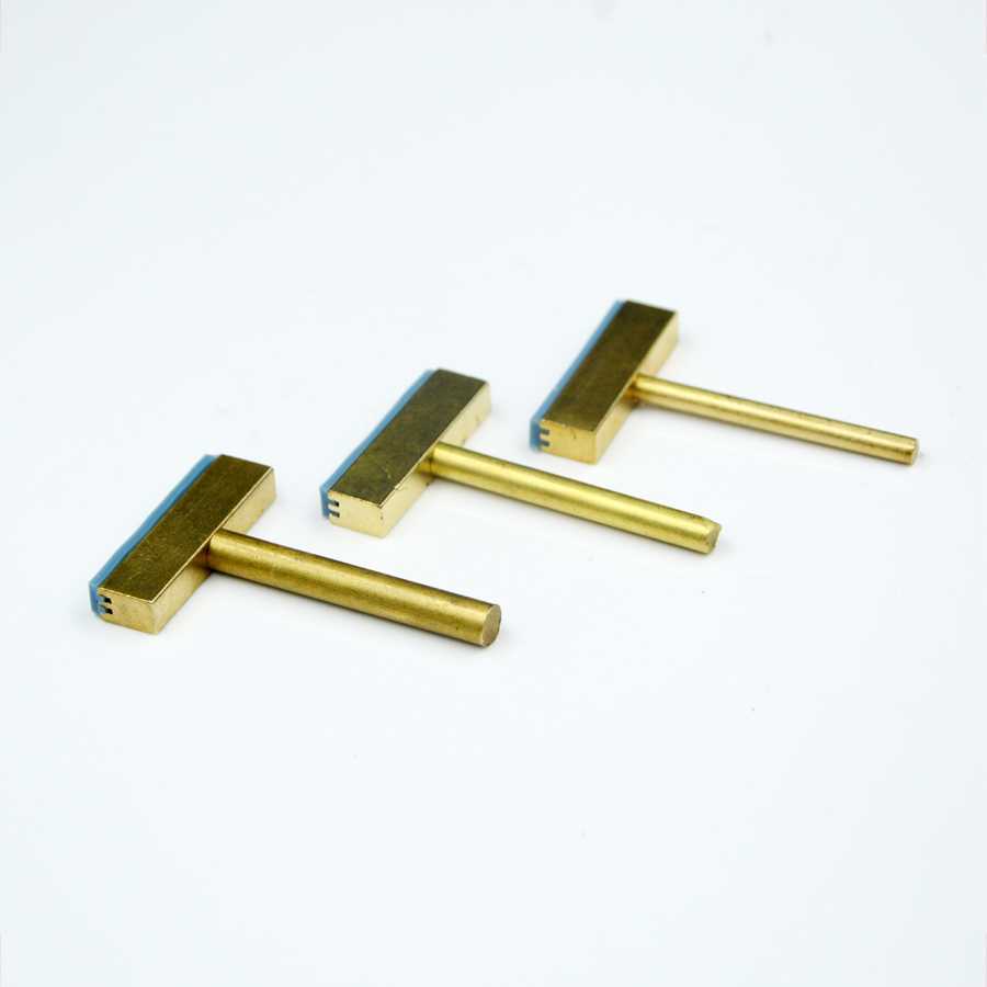 3pcs 30W//40W//60W T Soldering Iron Tips with Free Hot Press for LCD Screen Flex C