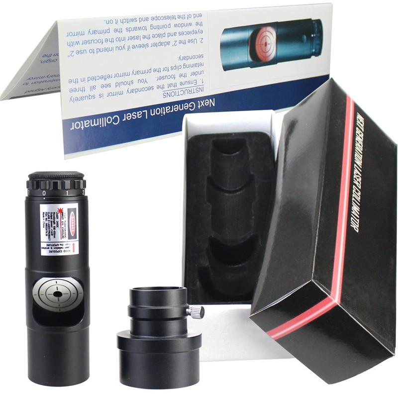 Alinhamento 2 polegada laser colimador ocular adaptador