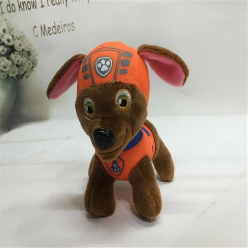 Hot Sell New Styles Paw Patrol Dog Stuffed Doll Plush Toys For Children Birthday Gifts in Movies TV from Toys Hobbies