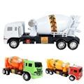 1:24 Tire Hacia Atrás Coche de Juguete Modelo de Camión Mezclador de Concreto Excavadoras Dumpers Funde automóviles de Juguete para Niños de Color Al Azar