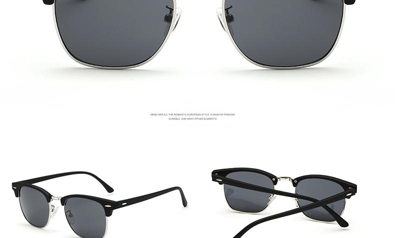 HTB1ErODPVXXXXc6XFXXq6xXFXXXi - 2018 TOP 16 Color Lens Luxury Brand High Quality Rays Sunglasses Women Men Round Shades Ladies Aviator Sun Glasses UV400