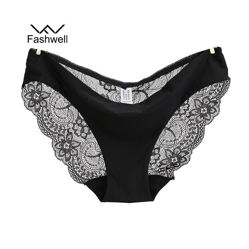 Hot Sale Women's Sexy Lace Panties Low Rise Seamless Traceless Sexy lingerie Underwear Panties Briefs Ladies Panties S-2XL