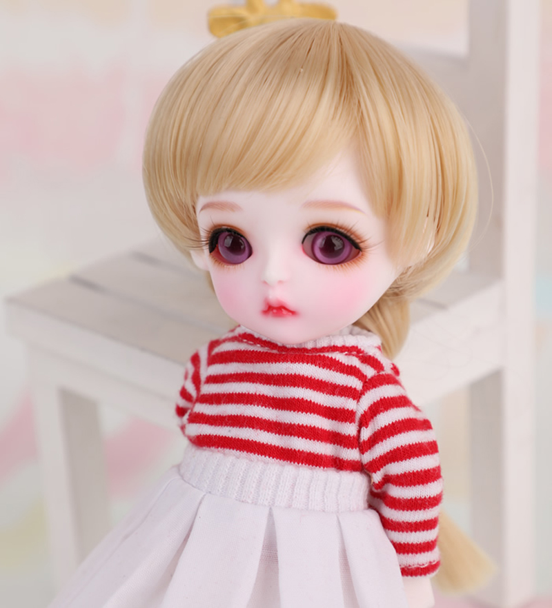 New Arrival SuDoll 1/8 Full Set BJD Doll Cute Chou Chou Miu Doll цена 2017
