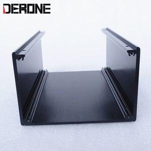 Image 2 - Caja para amplificador chasis para preamplificador aislado, 140x90x209mm, carcasa de aluminio, 1409P