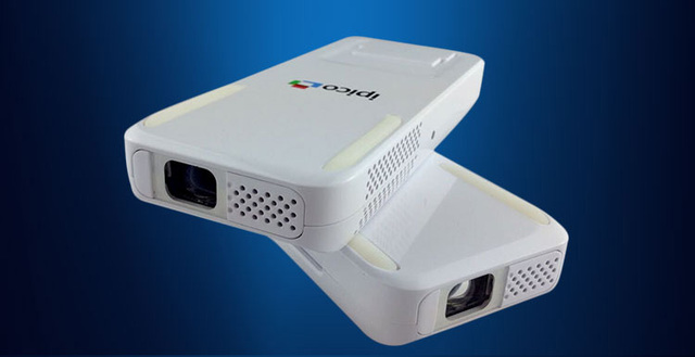 Nuevo hd del hogar mini portátil de mano en miniatura inteligente led proyector incorporado 2.4g/5g wifi para android iphone teléfono móvil