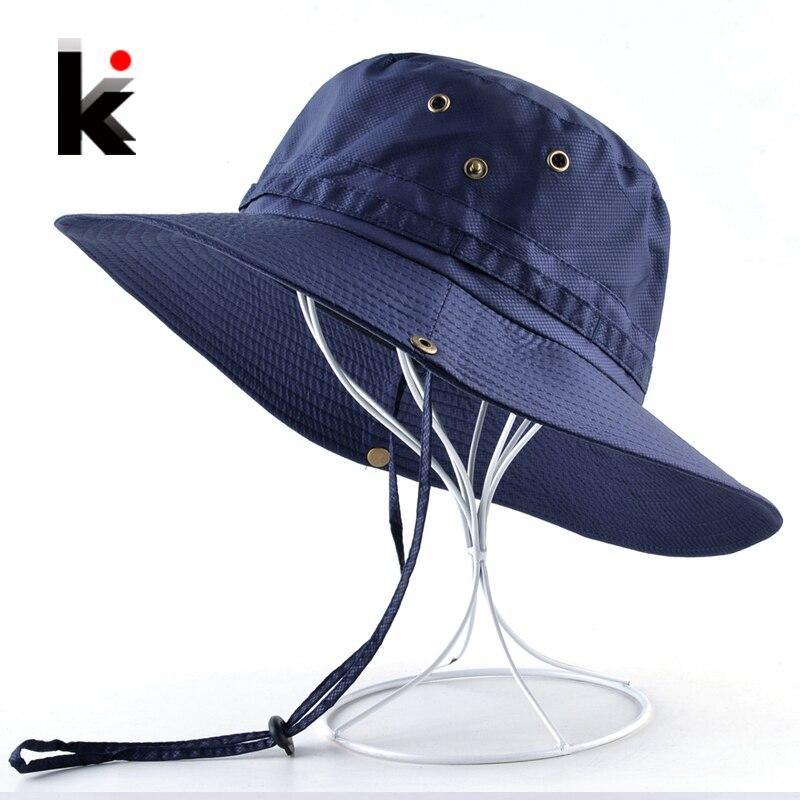 Manner Der Bob Sonne Hut Breite Krempe Eimer Hut Manner Frauen