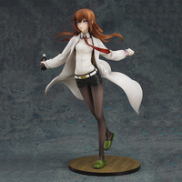 Makise Kurisu action toy figrues anime model Steins;Gate figrue collectible 1/8 scale painted F7794
