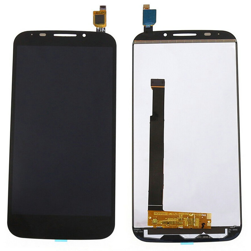 In Stock OT7045 Touch Screen Display LCD Digitizer For Alcatel One Touch POP S7 OT7045 Smart Mobile Phone + Repair Tools