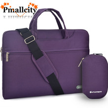 15.6'' Laptop Shoulder Bag, Suit Portable Carrying Case Messenger Sleeve Handbag for Lenovo G50  Z50  Z51 Y50 G50 / U530 Touch цена и фото