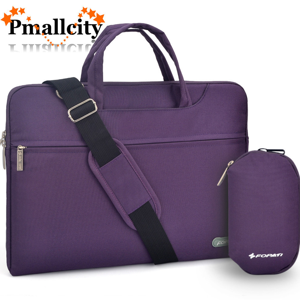 Waterproof Laptop Shoulder Bag 15.6 15 14 13.3 11.6 Sleeve Case Messenger Protec