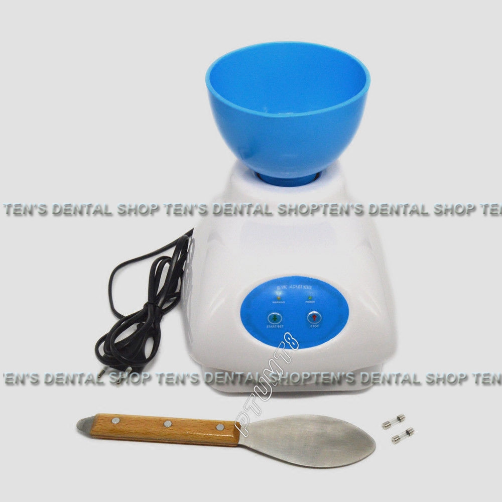 купить 2018 new arrival Alginate Imprinter Mixer Gypsum mixer Vacuum mixer Dental printing material mixer недорого