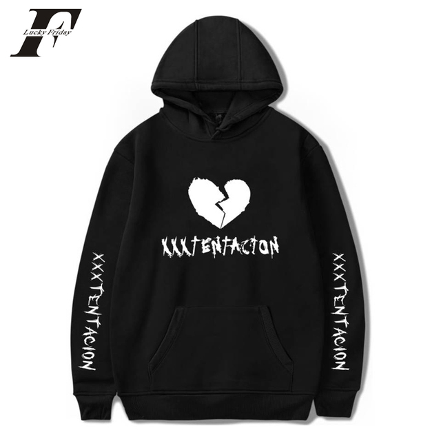 2018 XXXTentacion Revenge Kill cotton Hoodies sweatshirts Men Women Hooded Pullovers Streetwear Traksuit Fleece Pullover Hoody