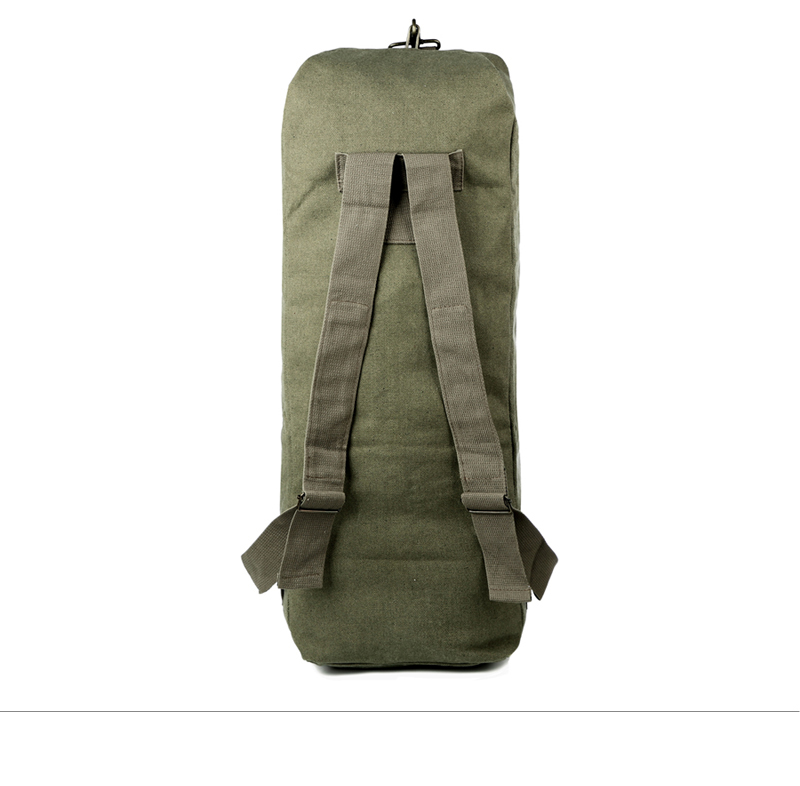 Multifunction lona tático mochila mochilas saco militar