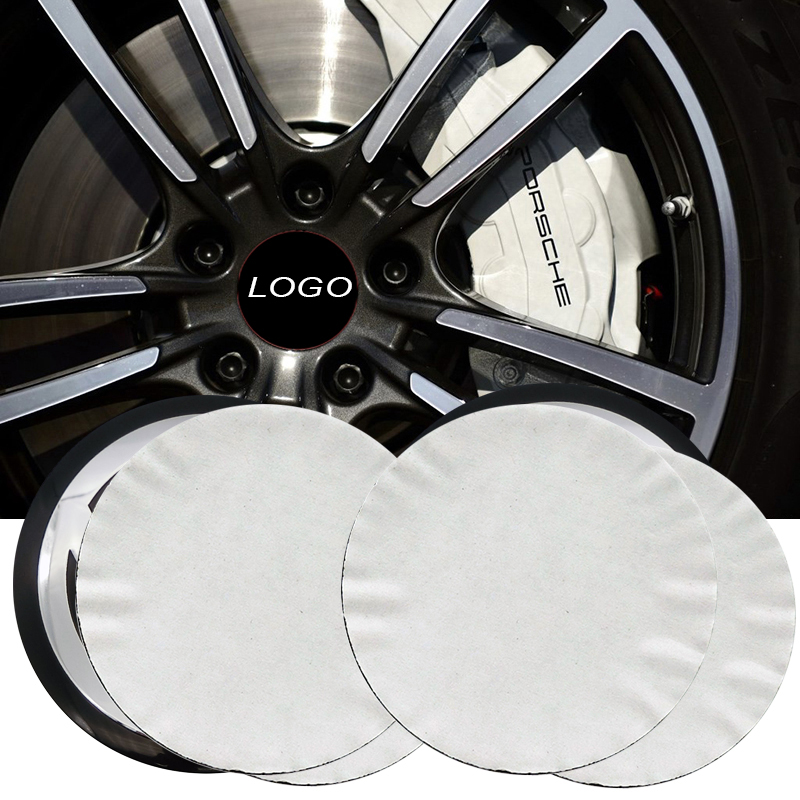 4pcs/lot 56mm car emblem Aluminum Sticker Car Wheel Center Hub Caps Logo Badge Emblems For Volkswagen VW sticker styling car styling wheel center hub caps wheel sticker emblem for cross logo for corvette mazda 3 silverado dodge ram vw golf clio benz