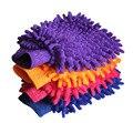 5 шт. перчатки двусторонняя синели чистый автомобиль стиральные перчатки протрите ткань мытья перчатка поставки мойки чистки перчаток