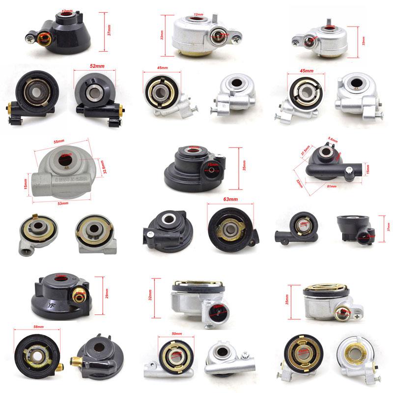 Motorcycle Speedometer Odometer Drive Gear Sensor For Honda Suzuki Yamaha Kawasaki Keeway QIANJIANG Beneli KYMCO SYM ремень sym jp150 gr125 xs125t 17