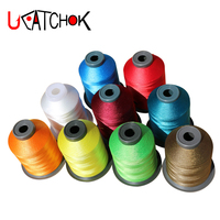 DIY Color Braided Wire Rod Processing Tied To Guide The Use Of DIY Pole Pole Pole