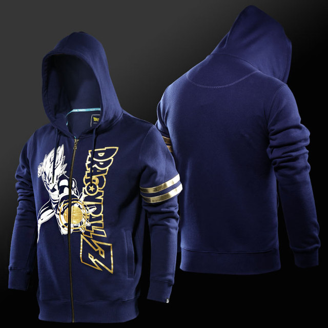 Dragon Ball Z Hoodies Casual