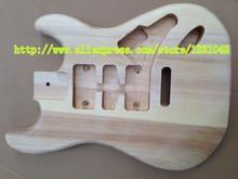 ST e-gitarre körper alderwood gitarre körper DIY zubehör linde