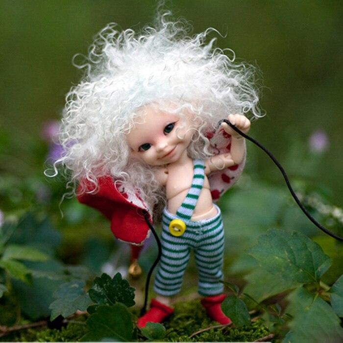 Прикольные картинки куколки