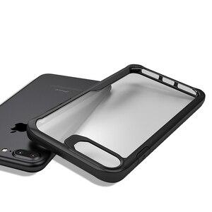 Image 4 - Heyytle 耐衝撃 Iphone 7 8 プラス 6 6s 透明カバー X XS 最大 XR ソフト TPU ケースドロッププルーフ Coque