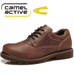 Camel Active men's casual shoes,genuine leather popular shoes, leather  fashion shoes