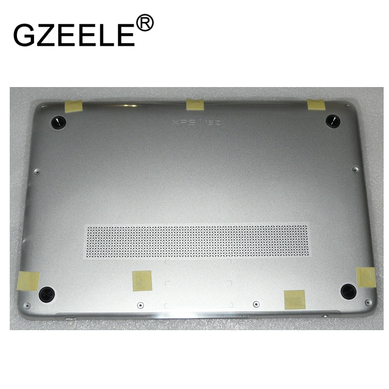 GZEELE new Laptop bottom case for DELL XPS 15Z L511Z BOTTOM BASE COVER 5C75H 05C75H XK6HV 0XK6HV 60G42 lower case notebook cover gzeele new laptop bottom base case cover for dell xps 15 l501x l502x series lower case pn 70fm3 070fm3 assembly silver