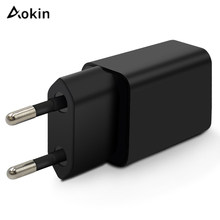 Aokin 5V2. 5A Mini Raspberry PI 3 Power Adapter Voeding Lader DC/AC Adapter PSU Voeding EU/US rapberry Power Charger(China)