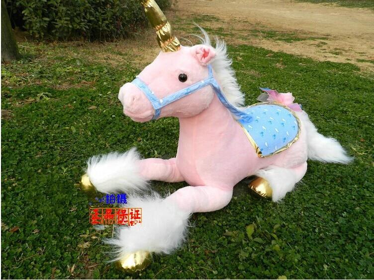 90cm2color Plush Unicorn Pegasus Stuffed Toy Dollcardecoration