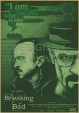 Breaking Bad Series Poster