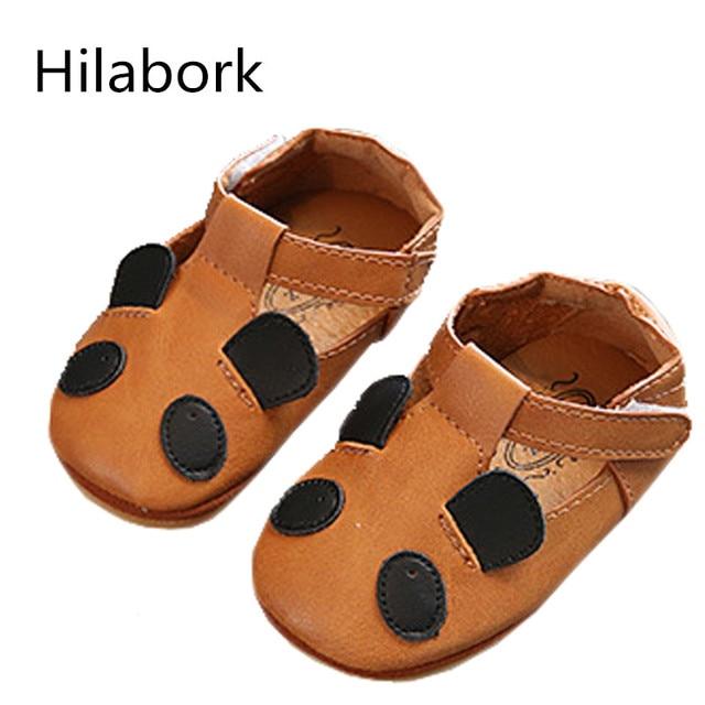 Hilabork Bambino scarpe in pelle bambino ragazzo scarpe scuola per ragazze  bambini dei pattini di vestito 28a5527946a