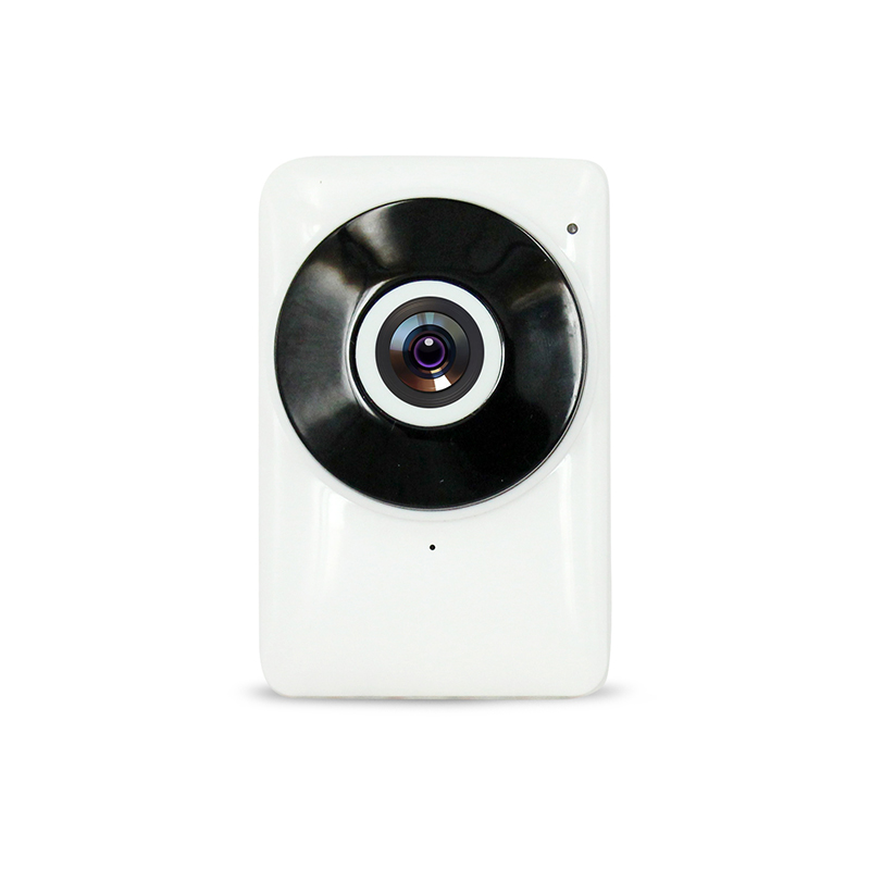 180 Degree 1.0MP Wifi IP Camera Night Vision Mini Wireless Baby Monitor CCTV Smart Camera Security ,sn: EC1-G6
